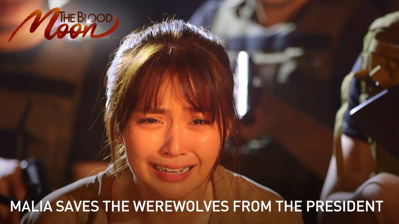 Download The Blood Moon | EP 82 | Malia saves the werewolves from the president | StarTimes (October 7)