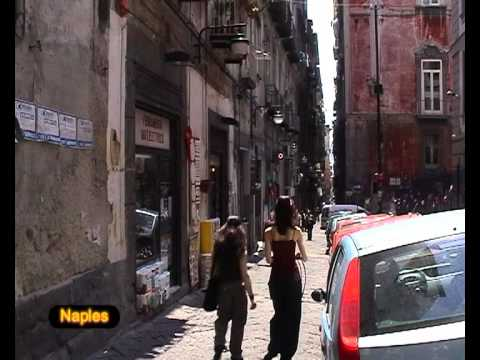 Naples, Vesuvius, Herculaneum, Pompeii, Amalfi coast, Capri, Ischia
