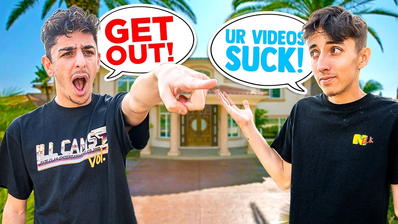 Download I Mocked FaZe Rug For 24 Hours.. **KICKED ME OUT**