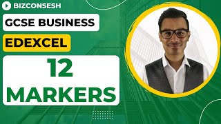 How to answer 12 markers (Edexcel)?