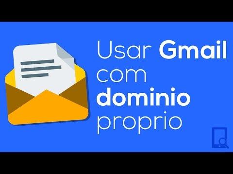 Como usar um email personalizado com domínio próprio no Gmail | Pixel Tutoriais