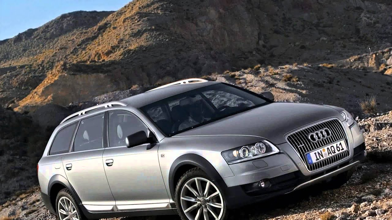 2006 audi a6 allroad quattro youtube. Black Bedroom Furniture Sets. Home Design Ideas