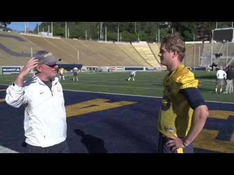Cal Football: 1on1 with Tony Franklin and Jared Goff