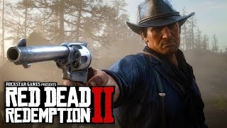 Red Dead Redemption 2 - Gameplay Reveal Trailer [4K] | PS4 | XB1 🎮
