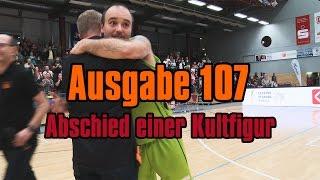 NINERS360 Ausgabe 107 - Abschied einer Kultfigur | NINERS Chemnitz vs. Ehingen Urspring - 81:71
