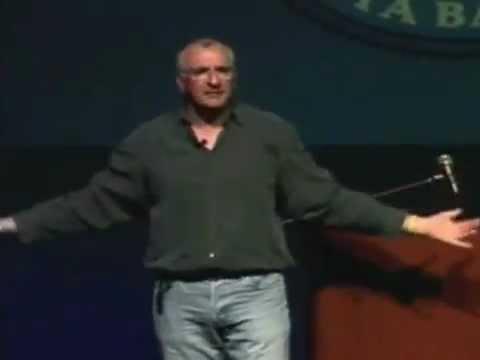Douglas Adams explains the mating ritual of the Kakapo