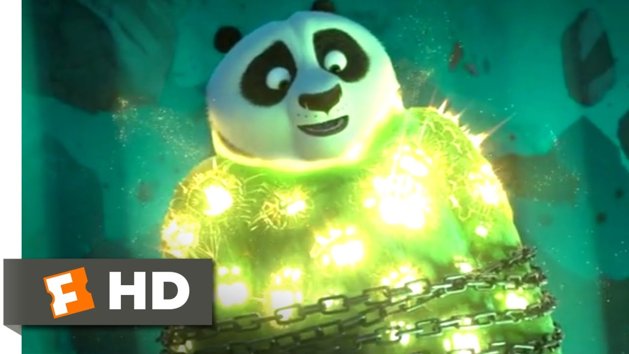 Kung Fu Panda 3 2016 Saved By Family Scene 9 10 Movieclips Youtube