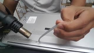 Gắn SSD cho Laptop hp 15-da0057TU (4NA91PA)