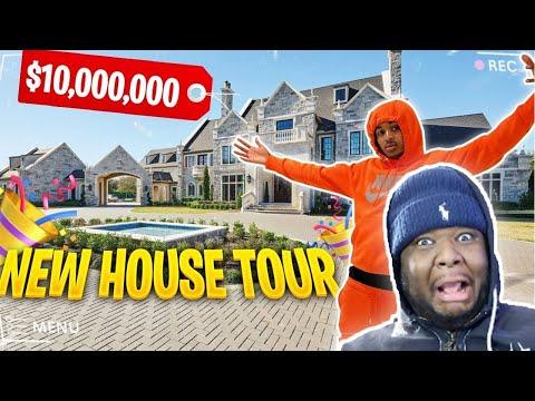 DDG OFFICIAL HOUSE TOUR 2021!! REACTION
