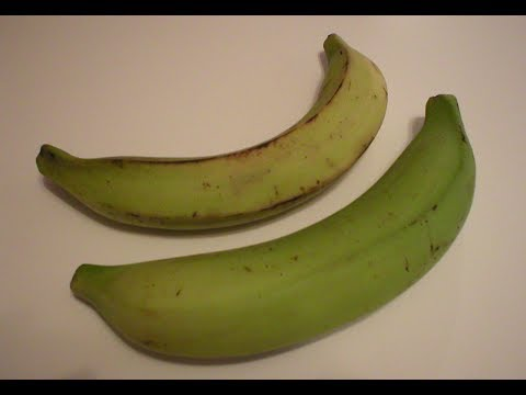 Plantains 101 About and Nutrition