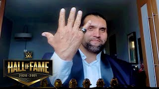 The Great Khali takes his giant step into the Class of 2021: WWE Hall of Fame 2021