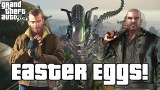 One of CabooseXBL's most viewed videos: GTA V: Easter Eggs! Niko Bellic, Max Payne, Aliens and More!