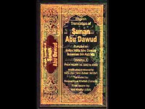 Sunan Abu Dawud  Sh/ Hassen Abdallah part 3