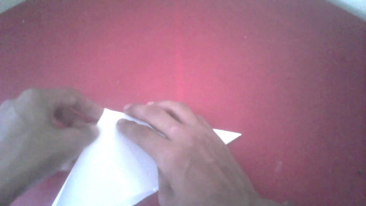 Como hacer una mariposa de papel youtube - Como hacer mariposas de papel ...