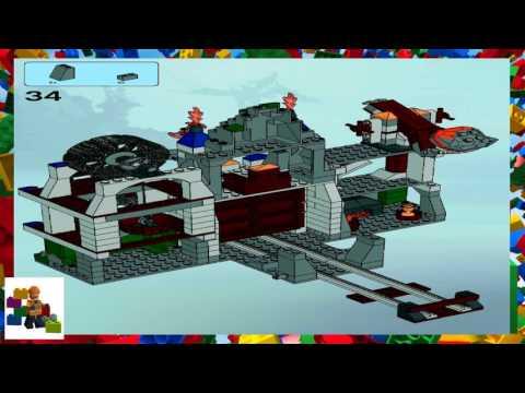 LEGO Instructions - Castle - 7036 - Dwarves' Mine (Book 2)