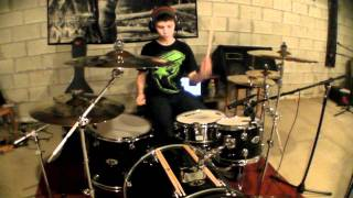 GREEN DAY - LONGVIEW (DRUM COVER) (HD) *GREAT AUDIO*