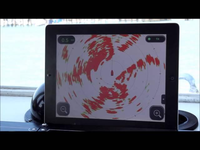 Furuno Wireless Radar
