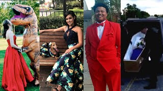 Are These the Craziest Outfits Teens Wore to Prom?