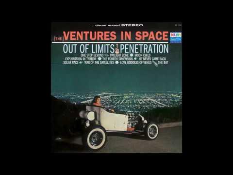 The Ventures - Ventures in Space (1964) [Full Album]