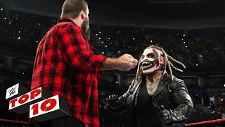 Top 10 Raw Moments WWE Top 10 July 23 2019