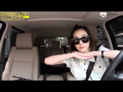 DARATV (S3E01): Cute/Funny cuts of Dara from 2NE1TV