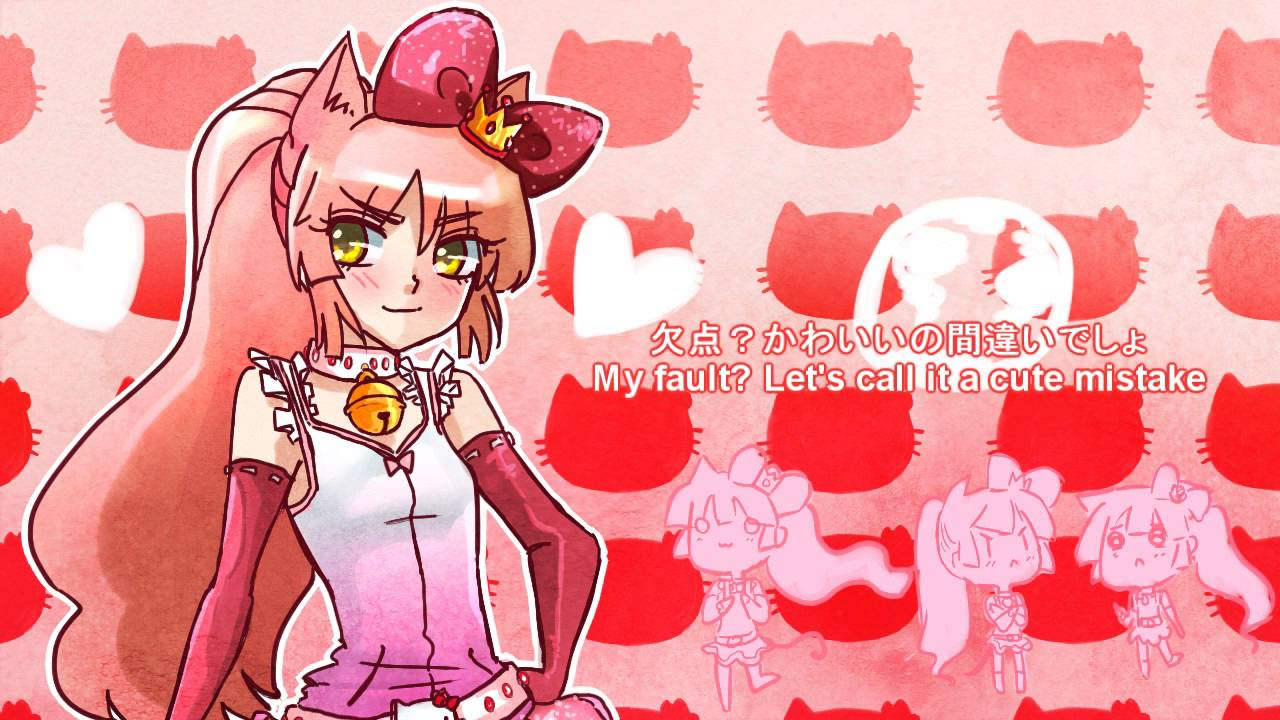 nekomura iroha  u0026quot world is mine u0026quot  vocaloid cover  vsq