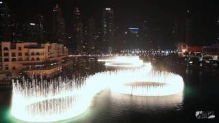 The Fountain of Dubai - Bassbor Al Fourgakom