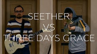 Seether vs Three Days Grace (post-grunge vs post-grunge)