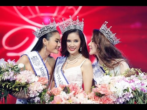 Miss Thailand World 2016 : Final : May 28th 2016