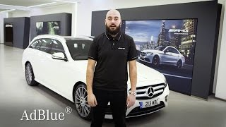 What Is AdBlue® & Where To Check Alerts? | Mercedes-Benz Cars UK