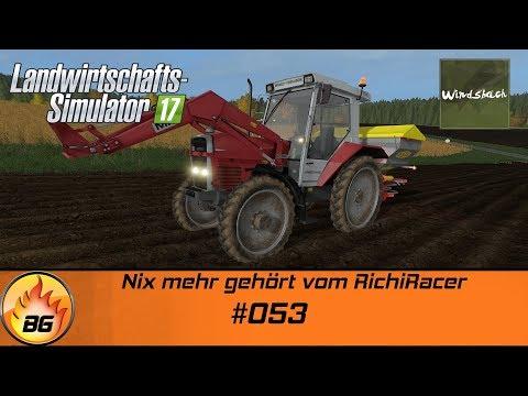 LS17 - Windsbach #053 | Nix mehr gehört vom RichiRacer | Let's Play [HD]