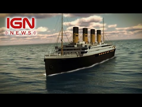 Titanic 2 Set to Sail in 2022 - IGN News