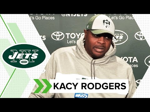 Kacy Rodgers: DeAndre Hopkins Is an Outstanding Receiver | New York Jets