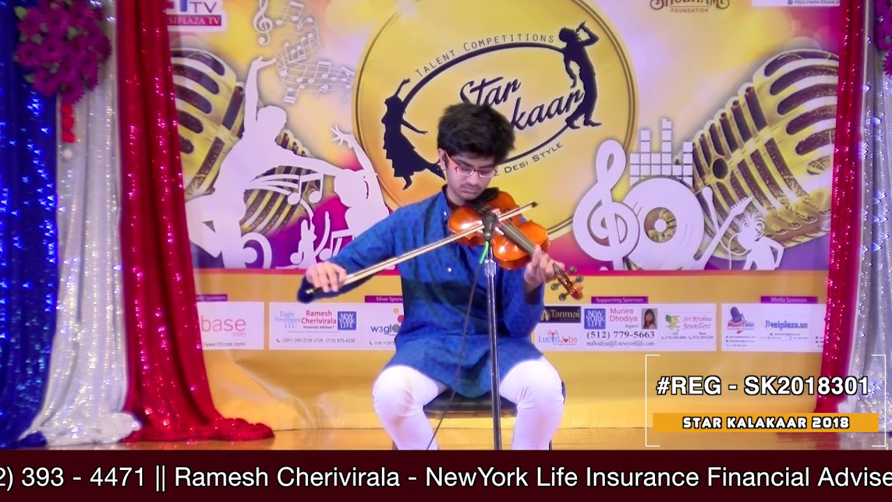 Registration NO - SK2018301 - Star Kalakaar 2018 Finals - Performance
