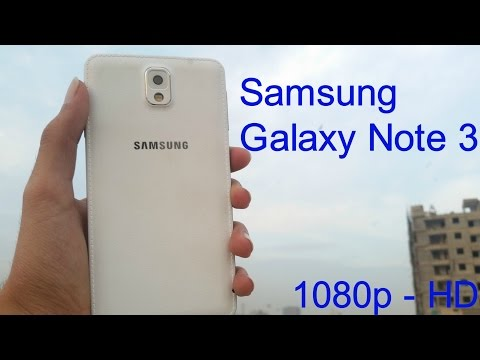 Samsung Galaxy Note 3 in 2017 !!