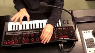 JD-Xi Synthesizer Improvisation 1