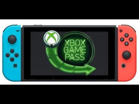 Report: Microsoft Preparing Xbox App & GamePass for Nintendo Switch
