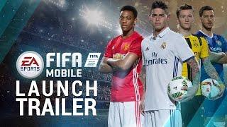 FIFA 17 на iOS и Android