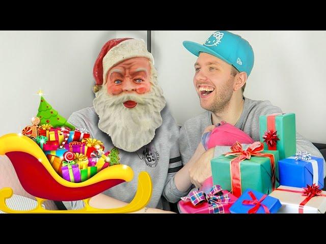 ? Överraskar honom! Julspecial ??????????
