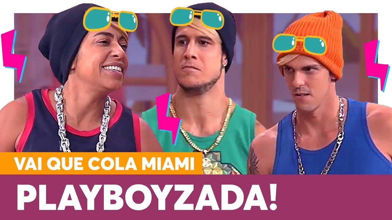 Juninho Play abre concurso para encontrar seu SUBSTITUTO! | Vai Que Cola Miami | Humor Multishow