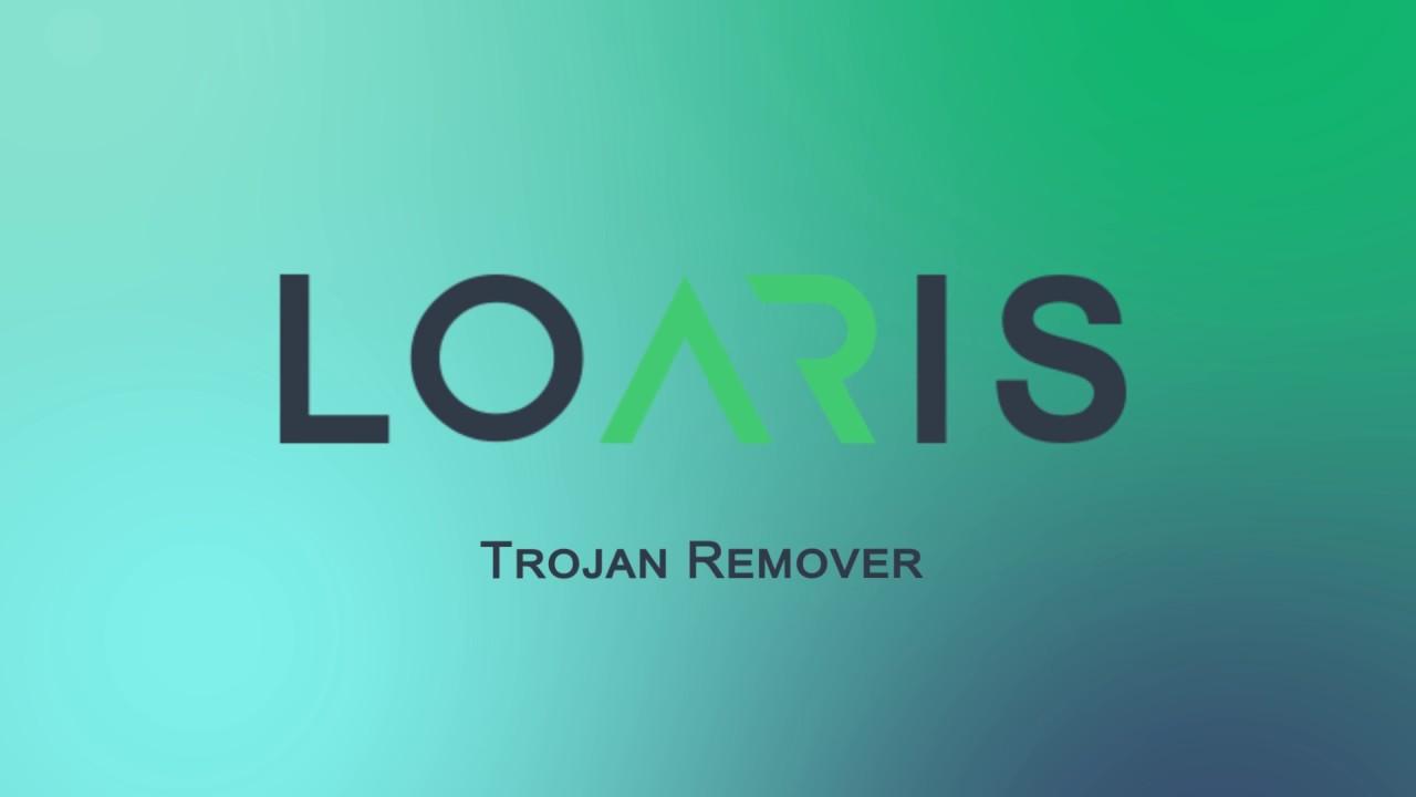 Resultado de imagen para Loaris Trojan Remover logo