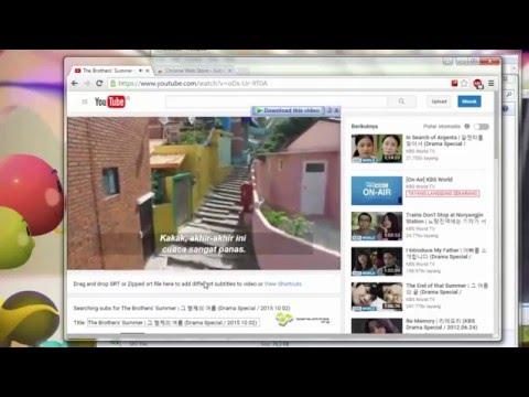 Nonton Youtube Dengan Subtitle Indonesia