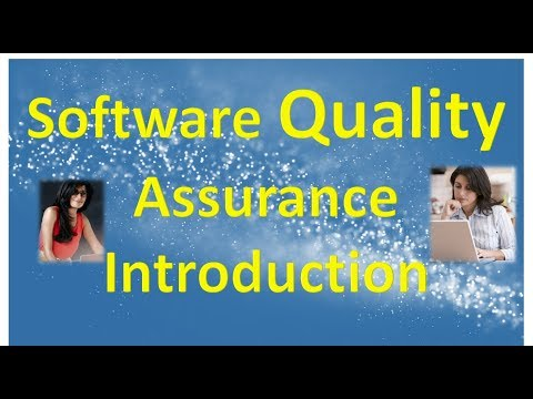 Software Quality Assurance Introduction