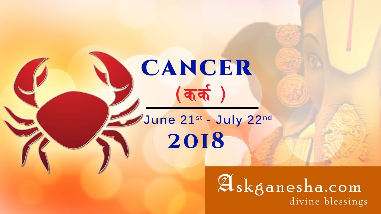 cancer horoscope for today by askganesha