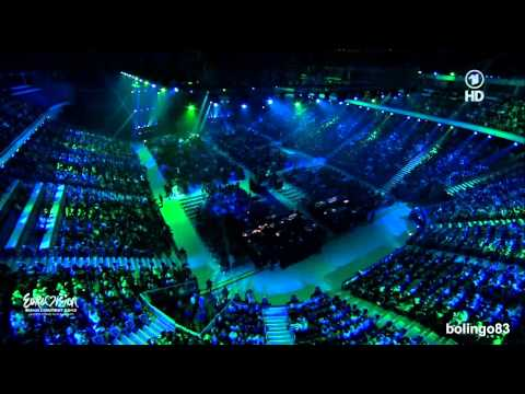 Loreen - Euphoria & Lena - Satellite (Live in Hannover, ESC Vorentscheid 14.02.13) HD 720p
