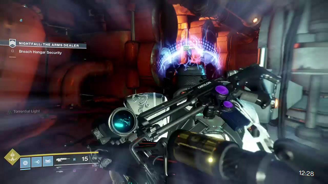 Destiny 2 mission modifiers torrent | Destiny 2: Nightfall Strike