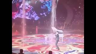Димаш Кудайбергенов. Открытие Универсиады-2017 в Алматы