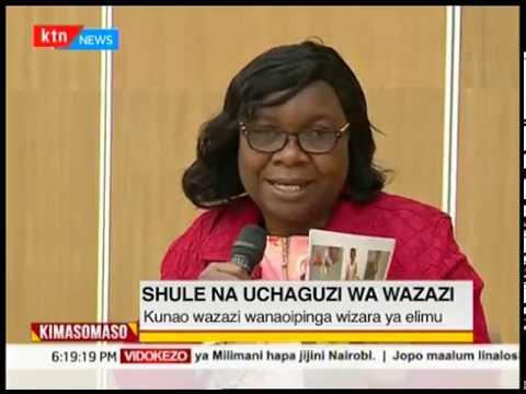 Vigezo vinavyozingatiwa na wazazi   KIMASOMASO - Sehemu ya I