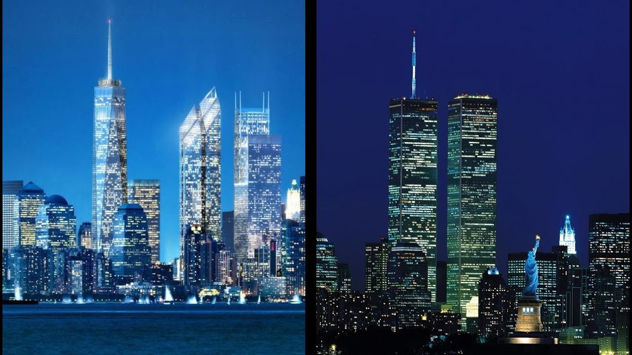 World Trade Center The American Dream Will Never Die