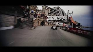 Monaco Grand Prix 1962 - High Quality footage - Flying Clipper